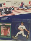 1989 Mark Mcgwire Starting Lineup figure Card Oakland A's  toy Athletics Mcguire