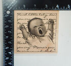 Paper Inspirations Hush Little Baby Rubber Stamp K10440
