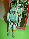 Hallmark Star Wars Boba Fett Bounty Hunter 1998 Ornament