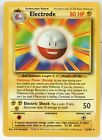 Electrode Base Set 21 102 Rare Collectible Pokemon Card NM Near Mint