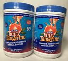 Youngevity Beyond Tangy Tangerine (2- 420g Cans) Free Ship Expires 08/2019