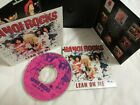 HANOI ROCKS / lean on me /JAPAN LTD CD digipack