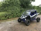 2017 Yamaha YXZ 1000R road legal buggy on road off road dune buggy track toy