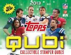 2013 Topps Qubi Football Stamper Box New