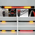Accessories Motorcycle Turn Signal Light Brake Lamp Amber Light LED Strips Bar