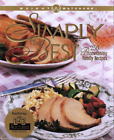 Weight Watchers Simply the Best 250 Prizewinning Family Recipes Paperback