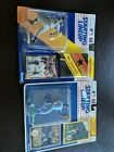 Bo Jackson Starting Lineup Lot of 2  Royals 1990 Chicago 1992 New in Package