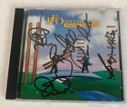 REO Speedwagon - Building The Bridge - 1997 CD - Autographed by All 5 Members