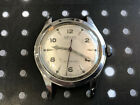 Vintage Gruen veri-thin mens wristwatch autowind stainless steel 1940's 460ss