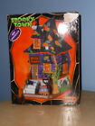 NEW LEMAX SPOOKY TOWN  WITCHES BUNGALOW ORIGINAL BOX HALLOWEEN HOUSE VILLAGE