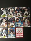 2019 Topps National Baseball Card Day Tampa Bay Rays complete set