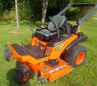2018 Kubota ZG327RP Rear Discharge Mulching Zero Turn Mower Only 181 Hrs