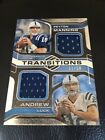 2012 Contenders Andrew Luck Championship Ticket 1/1 Closes at $42,300 15