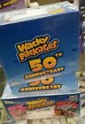 WACKY PACKAGES 50th ANNIVERSARY TRADING CARD Hobby Box 2017 Topps
