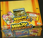 WACKY PACKAGES 2013 Topps Series 11 Hobby Box Brand New Factory Sealed