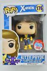 Funko POP 2016 NYCC Convention Exclusive #176 Kitty Pryde Marvel X Men Bobble
