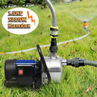 1200W Automatic Water Pump 16HP Electric Submersible Water Removal Filter Pool