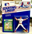 JOHN FRANCO  1989 Starting Lineup SLU Sports Figurine Cincinnati Reds
