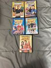 The Biggest Loser Dvd Fitness Lot Of 5 walk cardio max crush jump start weight