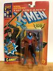 Toy Biz Marvel X Men Action Figure Gambit 1992 Sealed With Some Shelf Wear