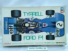 Oshika TAMIYA 1/12 TYRRELL FORD F-1 BIG SCALE Model Kit BS1209 Derek Gardner 1