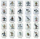 25 Different kinds Playskool Star Wars Galactic Heroes Figures Your Choice