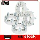 4X 5 Lugs 125 32 mm 5x45 1 2 wheel spacers for 07 09 Ford Lincoln Mazda