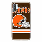 For Galaxy Note 10 10+ Plus Pro 5G Case Cover Cleveland Browns Top