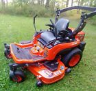 2017 Kubota Zg227a 60in Zero Turn Mower Great Condition Low Hrs New Blades