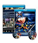 X MEN EVOLUTION ANIMATED SERIES COMPLETE BLU RAY ALL 4 Seasons 52 Episodes