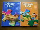 Lot Weight Watchers Points COMPLETE FOOD  DINING OUT COMPANION Books