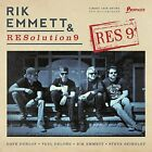 Rik Emmett and RESolution 9 - RES9 [CD]
