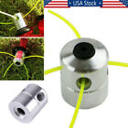 Universal Trimmer Head Strimmer Bump Feed Line Spool Brush Cutter Grass US