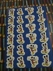 AGC mickey mouse sticker sheet