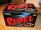 Canon EOS Rebel T3i 18.7 MP Digital SLR Camera with Lens 16gb SD Card