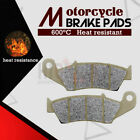 Front Brake Pads for HONDA Falcon NX4 02-05 XR400R 96-05 CRF450R CRF 450R 02-16