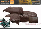 A946HONDA GL1500 GOLD WING ASPENCADE INTERSTATE SEAT COVER BROWN HOVSO HOVOO