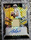 Drew Brees Rookie Cards Checklist and Autographed Memorabilia Guide 7