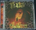 Dio - Evil or Divine: Live in New York City CD (2009, Dynamo) Import