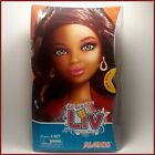 Liv DOLL Alexis AA Spin Master 2009 Liv Real Girls Real Life NRFB