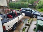 RELIANT ROBIN PICKUP PROJECT