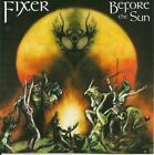 FIXER cd Before the sun 2007 ALTERNATE cover and Track order RARE / LIMITED