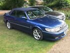 2002 Saab aero convertible 210 Bhp Turbo HOT