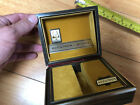 Vintage Bulova Accutron men's wristwatch presentation box 214 218