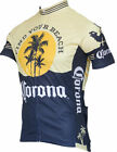 Corona Vintage Men and Womens Retro Cycling Jersey NEW Free Shipping and Return