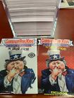 2016 Topps Garbage Pail Kids American as Apple Pie in Your Face Trading Cards 3