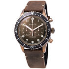 Pre-owned Zenith Pilot Cronometro Tipo CP-2 Flyback PRE-ZE29224040518C80