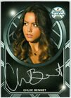 MARVEL: AGENTS OF SHIELD SEASON 2 CHLOE BENNET AS SKYE ARCHIVE BOX EXC AUTOGRAPH