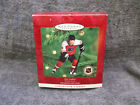 Hallmark Keepsake Eric Lindros Hockey Greats Collector's Series Ornament 2000