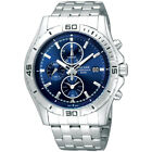 Pulsar Mens Chronograph Stainless Steel Bracelet Watch- Sport Collection #PF8397